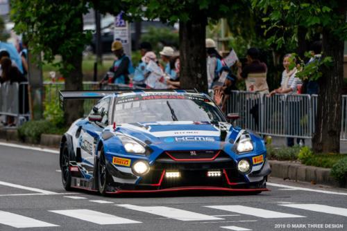 KCMG GT-Rを駆る松田次生選手!三重が誇るレーシングドライバー!